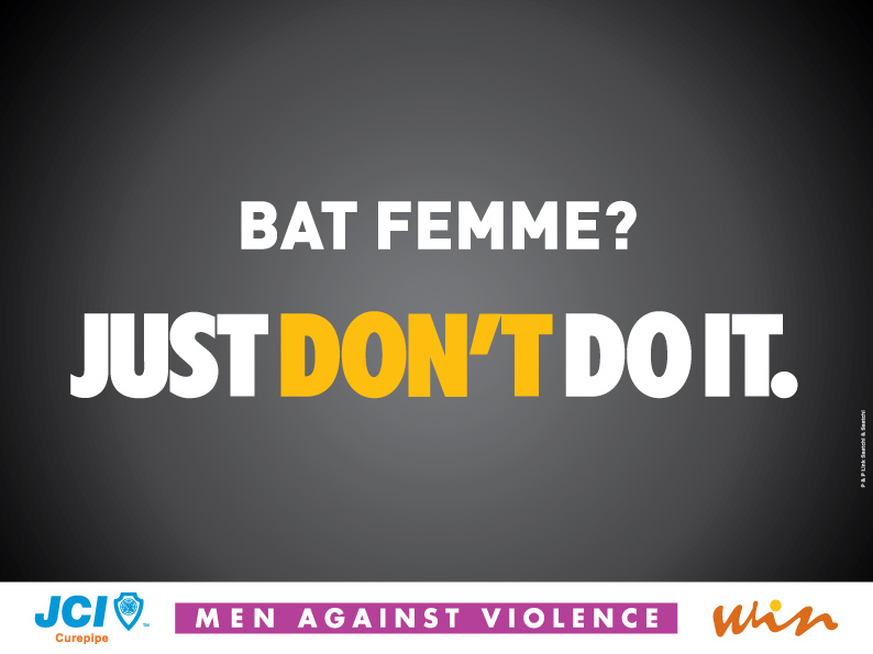 BAT FEMME? JUST DON'T DO IT!